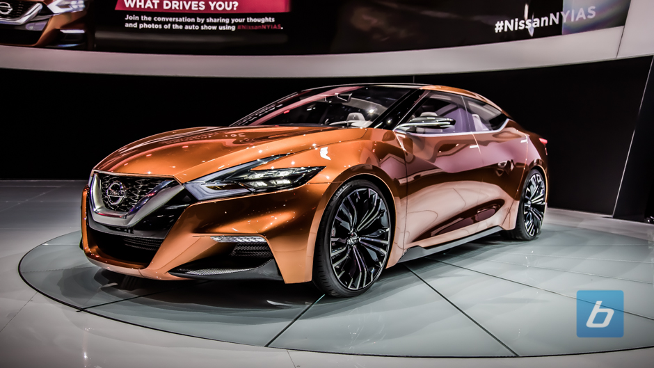 2015 Nissan Maxima Is Going To Look Really Nice