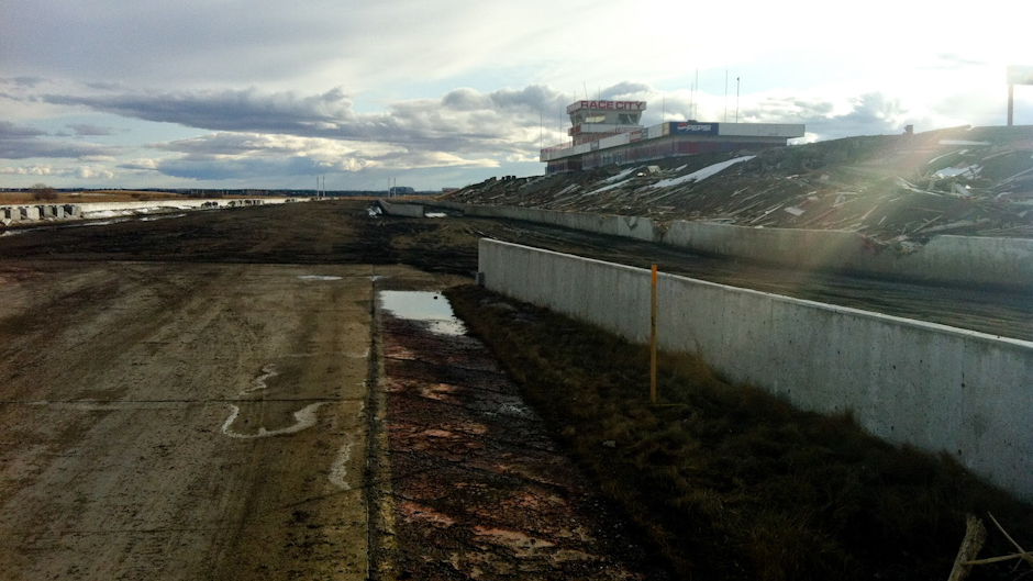 Race City Grandstands