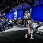 Ford Booth Tour – SEMA 2012