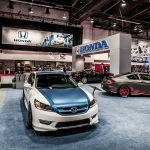 Honda and Acura Booth Tour – SEMA 2012