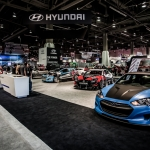 Hyundai Booth Tour – SEMA 2012