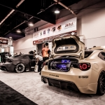 Closer Look at the Scion FR-S Tuner Challenge Cars – SEMA 2012