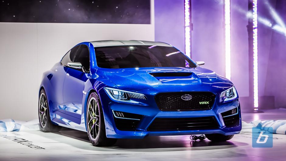 Subaru's Osamu Namba Talks WRX Concept
