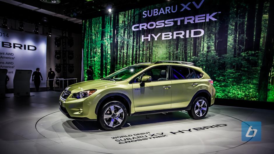 2014 Subaru SV Crosstrek Hybrid