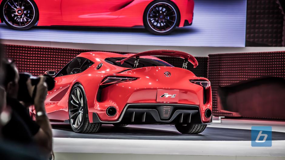 Toyota Ft1 Concept Naias 2014 7