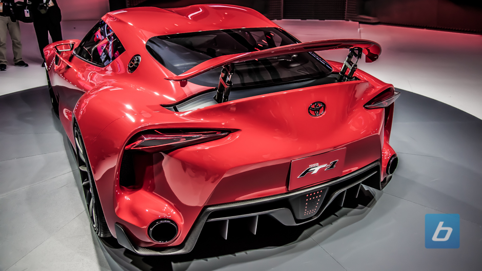 Toyota Ft1 Concept Naias 2014 23