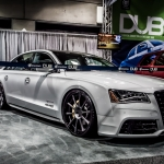 Tuner Cars at The LA Auto Show