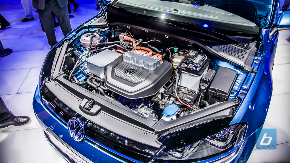 Highlights from the VW Booth at NAIAS 2014