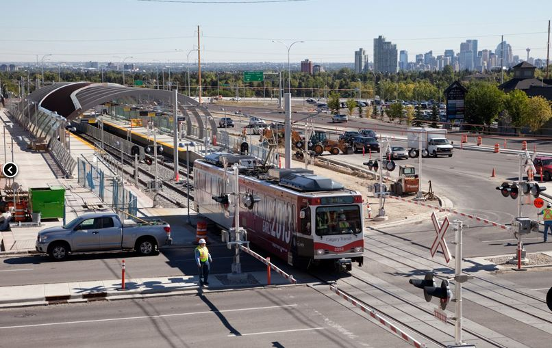 New Calgary Transit West LRT Line Opening Celebration Tomorrow